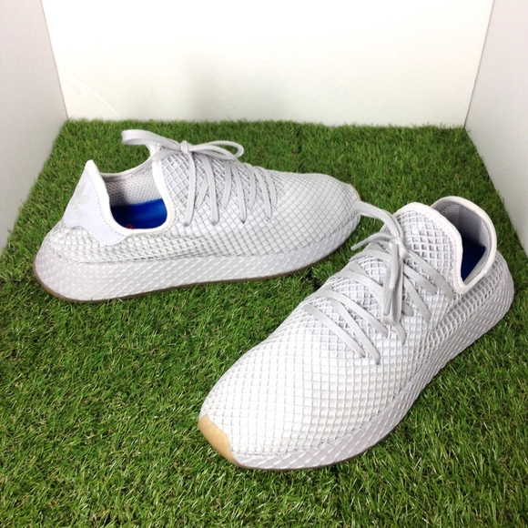 125d2c7a2ac16 adidas Other - NEW ADIDAS Deerupt Runner Grey Running Shoe 12